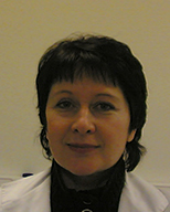 Intensiivraviarst Dr. Valentina Abarbartsuk